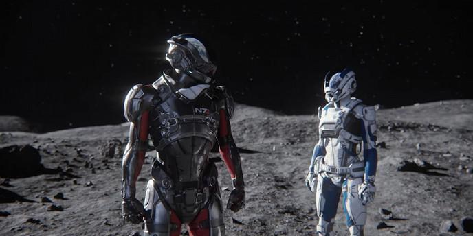 Andromeda nous offre 5 minutes de bonheur en vidéo — Mass Effect