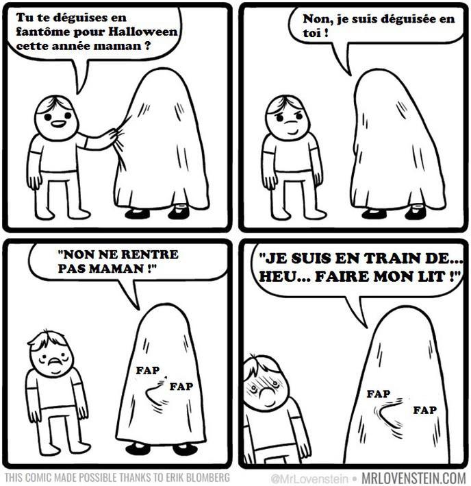 bd en ligne humour noir