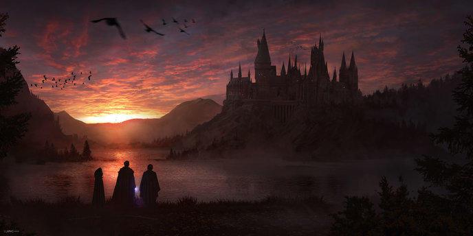 Des Fonds D Ecran Harry Potter Pour Vos Smartphones Et Pc
