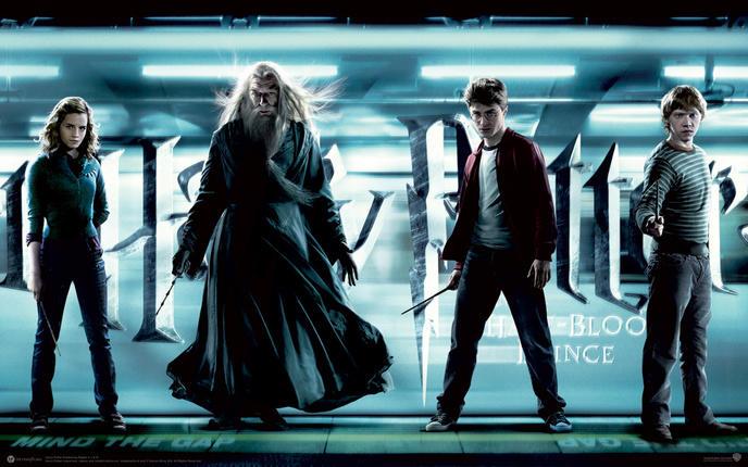 Des fonds dcran Harry Potter pour vos smartphones et PC