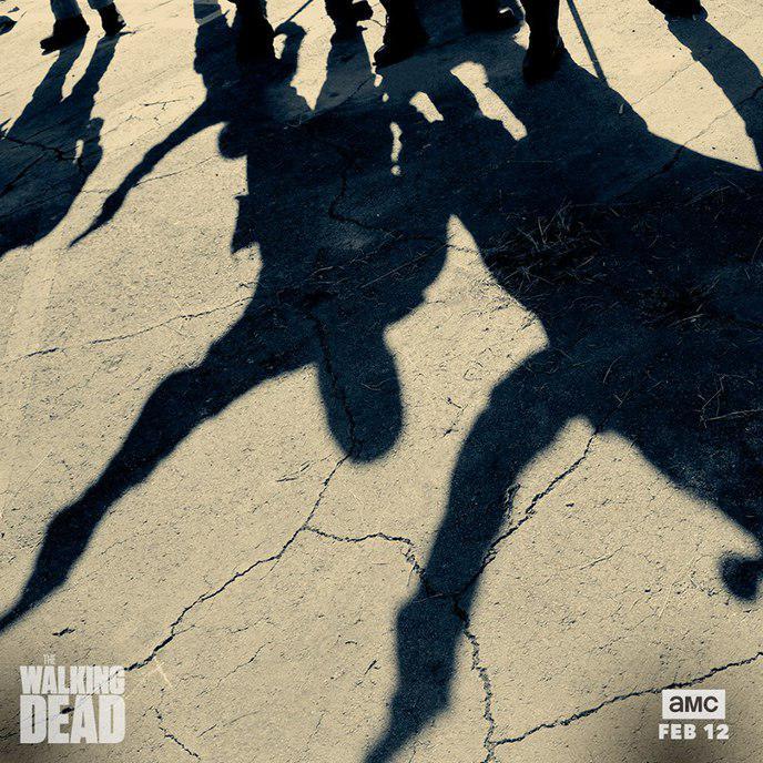 suite walking dead saison 6