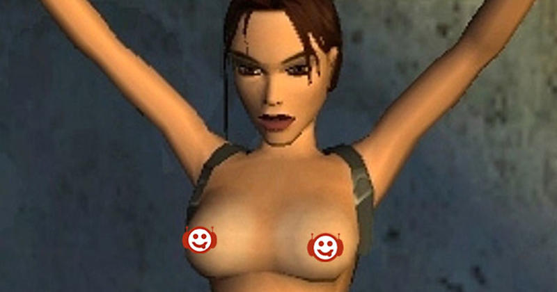 Now, thats lara croft in bikini pictures love how
