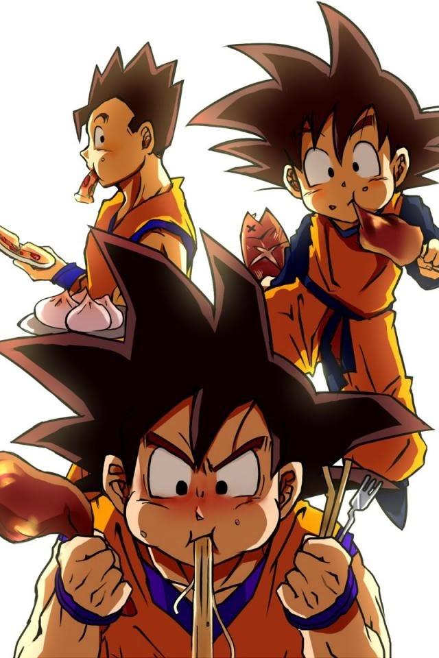 Des Fonds D écran Dragon Ball Pour Vos Pc Et Smartphones