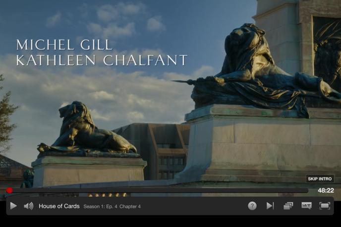 La plateforme de streaming permet désormais d'ignorer les génériques — Netflix