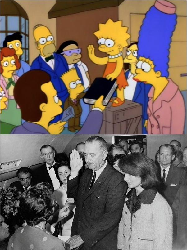 Lisa photo historique