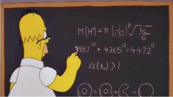 Homer est un génie