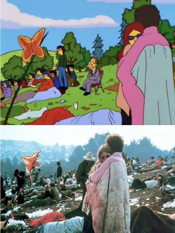 Woodstock simpson