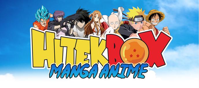 Hitek Box manga