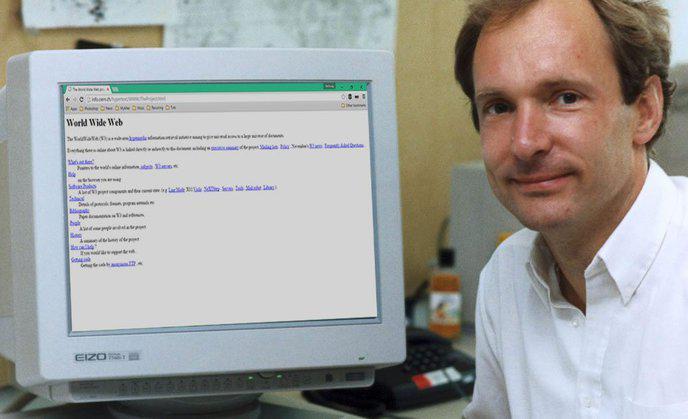Tim Berners-Lee propose le code source du web sous forme de NFT