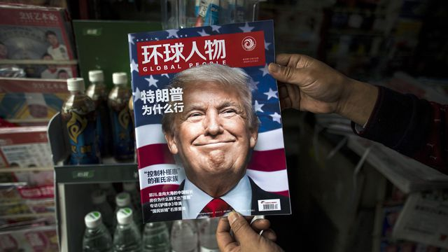Trump et la Chine