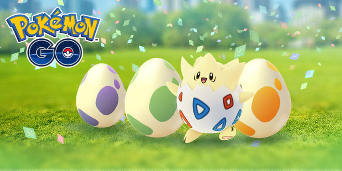 Le Festival des Oeufs en détails — Pokémon GO