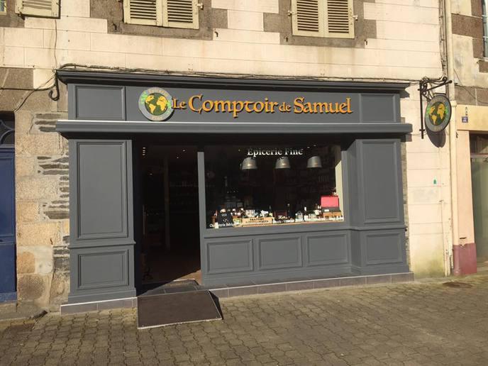Le comptoir de Samuel