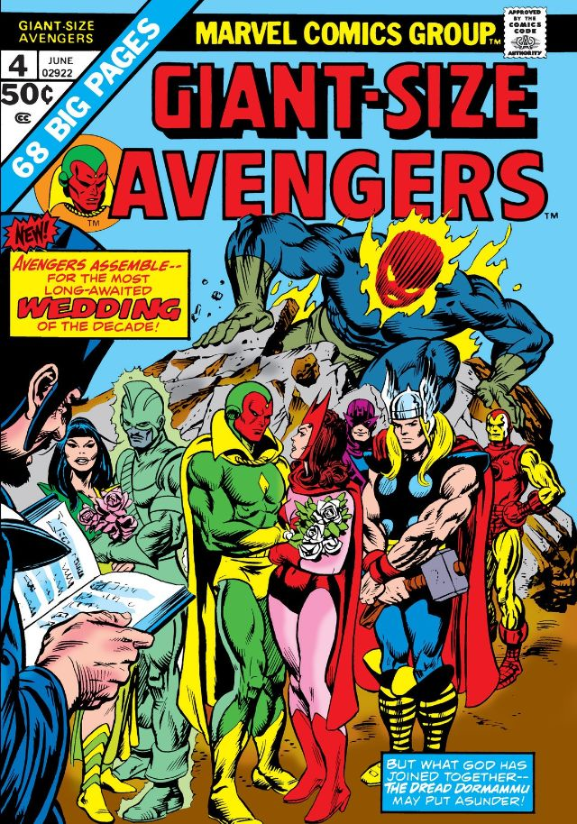 Giant-Size Avengers 4