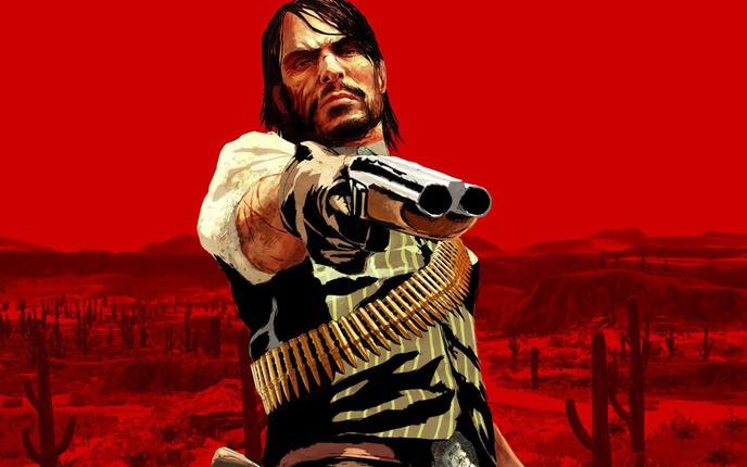 Goodby Red Dead