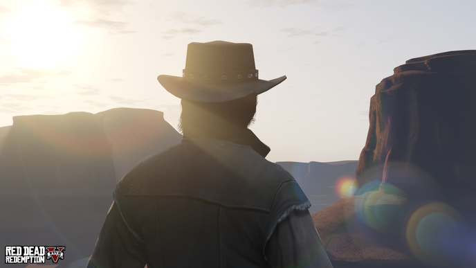 Mod Red Dead Redemption