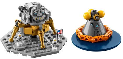 Lego Commercialise Rend Spatiale Kit Qui Un Hommage Découverte À La 8nwXN0OPk