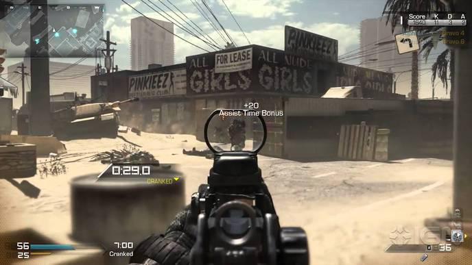 Image gameplay CoD