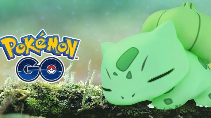 Event Pokemon de type plante !