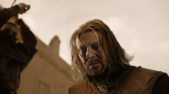 Ned Stark meurt