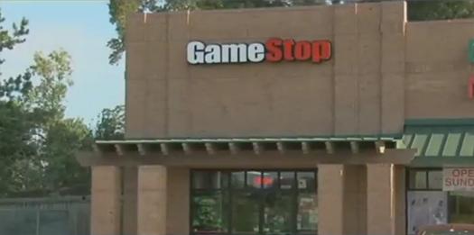 Le magasin de jeu
