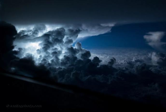 orage pilote
