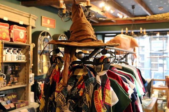 Boutique Harry Potter 1
