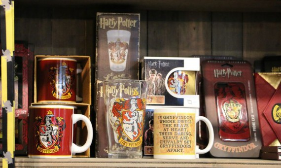 Boutique Harry Potter 3