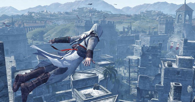 the assassin coursework Assassin's creed origin is a return to form for the series after learning lessons from games like dark souls and the witcher 3 it's a must-play for fans of past high points in the franchise like assassin's creed 2 and black flag.