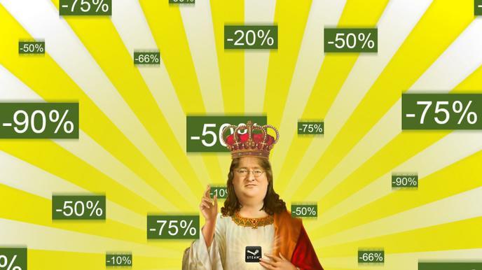 Bientôt l'heure des soldes — Steam