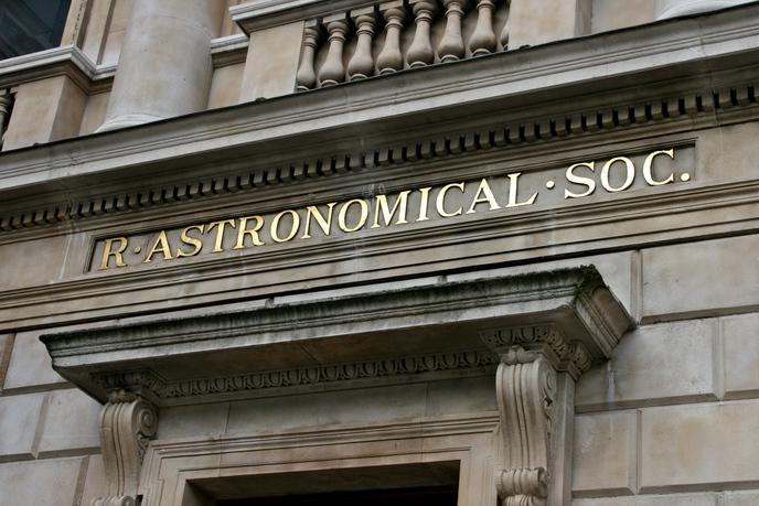 Royal Society Astronomy