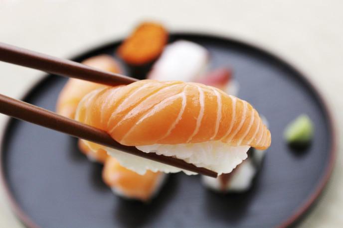 Préparation sushi