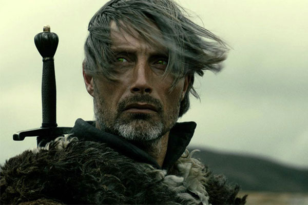 Mads Mikkelssen The Witche