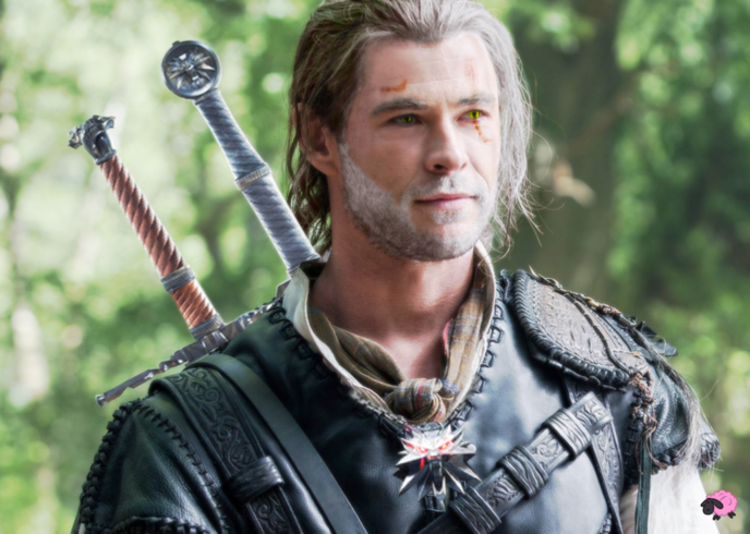 Chris Hemsworth The Witcher