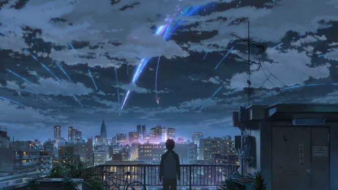 Image de film Your Name
