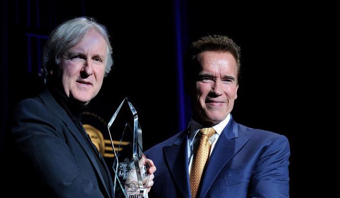 Arnold Schwarzenegger sera dans le prochain film — Terminator