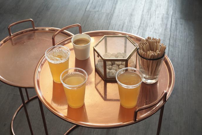 Accueil - boissons