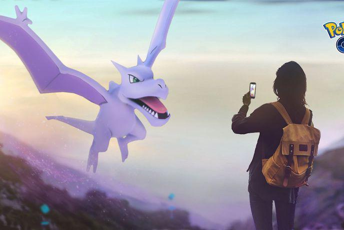 Les pokémon légendaires et le pvp arriveront cet été — Pokemon Go