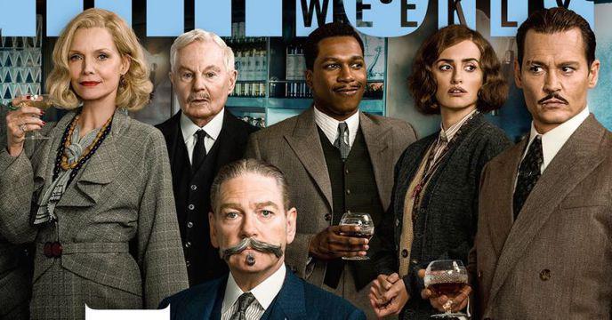 Le Crime de l' Orient Express : une première bande-annonce suspecte !