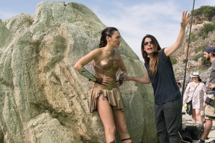 Tournage Wonder Woman