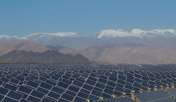 L'essor de l'énergie solaire