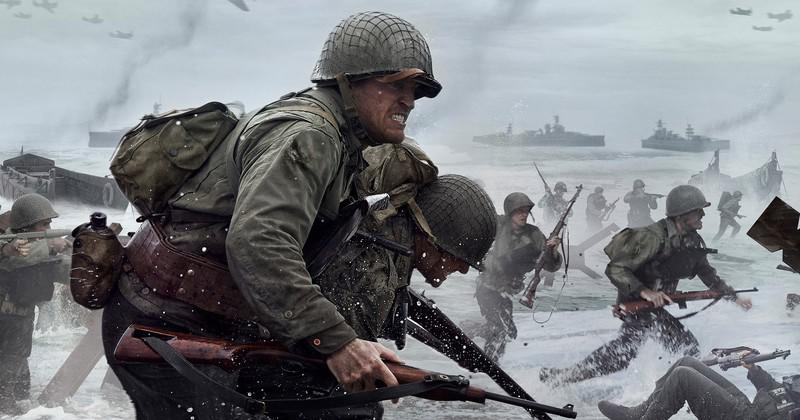 Call Of Duty Wwii Le Systeme De Classes Va Changer Radicalement