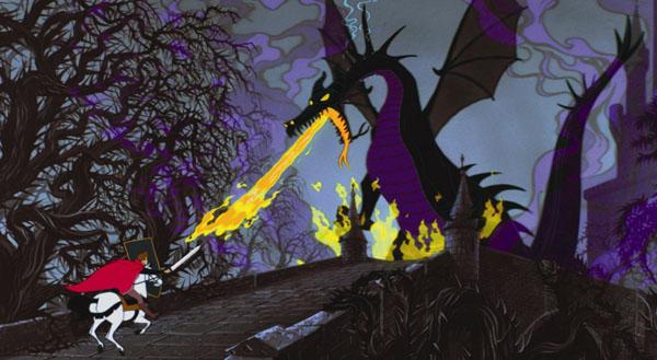 Malefique Dragon