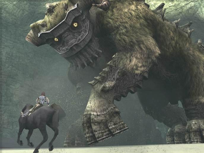 Colossus SOTC