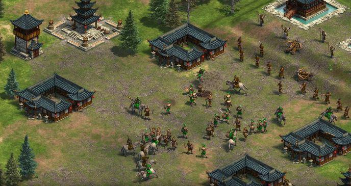 age of empires definitive edition le jeu de strat gie l gendaire f te ses 20 ans en 4k. Black Bedroom Furniture Sets. Home Design Ideas