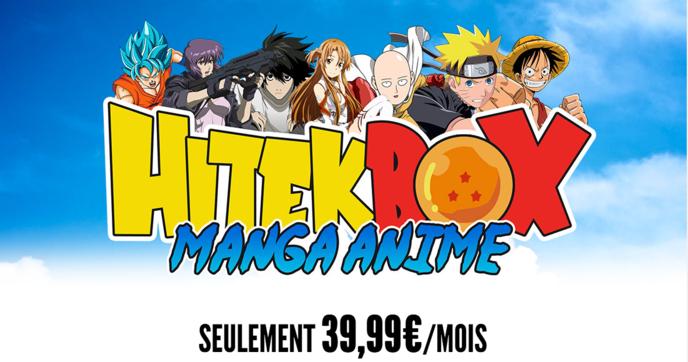 Hitek Box mangas