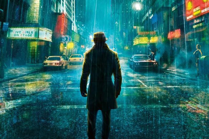 Damon Lindelof espère une adaptation en série — Watchmen