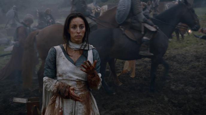 Oona Chaplin dans Game of Thrones