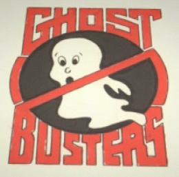 Casper Ghostbusters