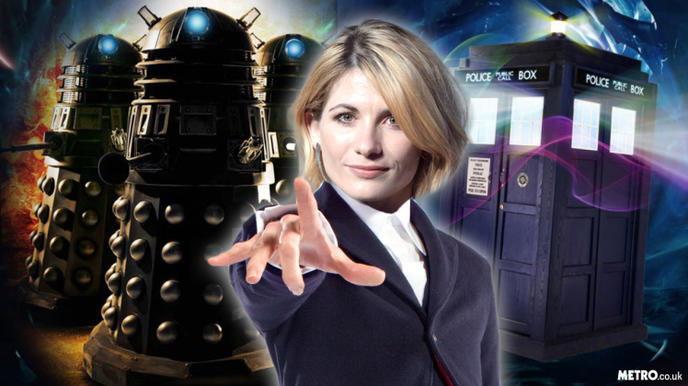 Jodie Whittaker succède à Peter Capaldi — Doctor Who