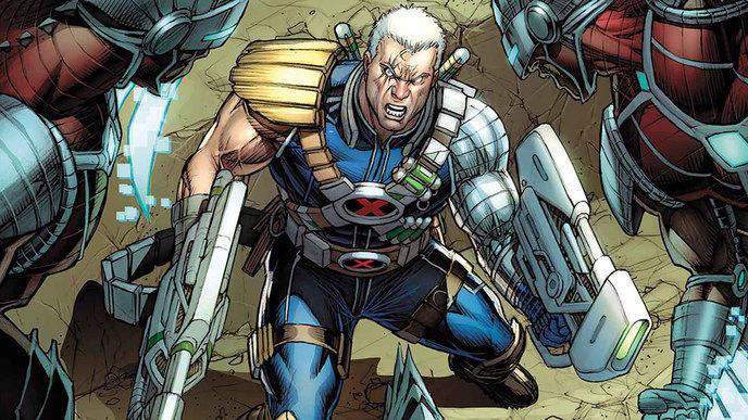 Deadpool 2 : les premières images de Josh Brolin en Cable
